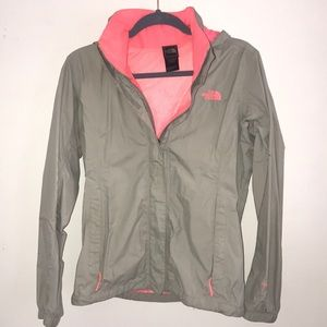 North Face Women's Raincoat